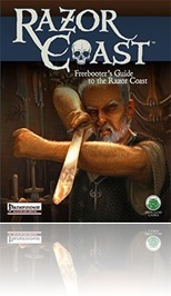 RPG Review - Razor Coast Freebooter's Guide