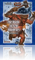The Right to Arm Bugbears