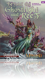 RPG review - Midgard Adventures 5: Beyond the Ghostlight Reef