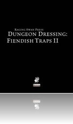 RPG review - Dungeon Dressing: Fiendish Traps II