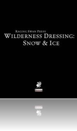 RPG Review - Wilderness Dressing: Snow & Ice