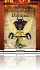 RPG Review - Unrighteous Villains