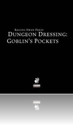 RPG Review - Dungeon Dressing: Goblin's Pockets - G*M*S Magazine