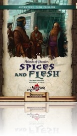 RPG Review - Islands of Plunder: Spices and Flesh