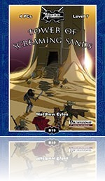 RPG Review - B19: Tower of Screaming Sands