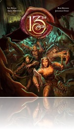RPG Review - 13 True Ways (13th Age)