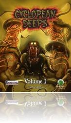 RPG Review - Cyclopean Deeps Volume 1 Pathfinder