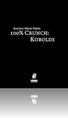 100% Crunch: Kobolds