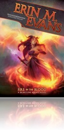 Podcast Episode - The RPG Interview Room: Fire in the Blood with Erin M. Evans