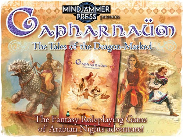 Capharnaum with Sarah Newton – The RPG Interview Room