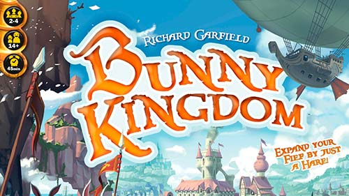 Richard Garfield Bunny Kingdom