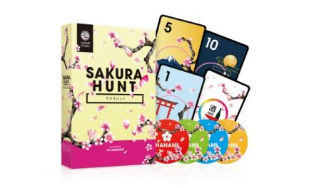 Sakura Hunt: Interview with publisher and designer at Spiel 2017