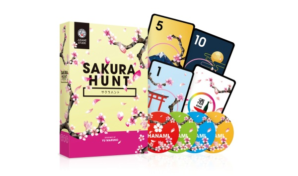sakura hunt, a game as evocative as it is good fun