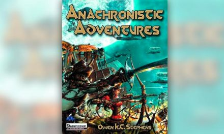 Anachronistic Adventures – RPG Review
