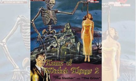 Tome of Wicked Things 2 – RPG Review