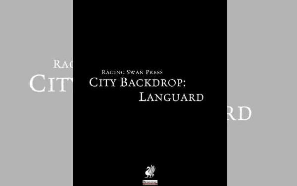 City Backdrop – Languard