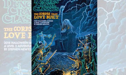 The Corpse that Love Built – RPG Review