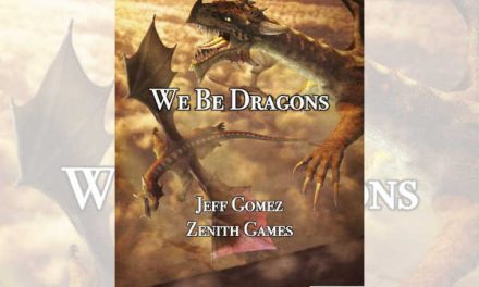 We Be Dragons – RPG Review