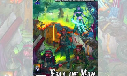 Fall of Man – RPG Review