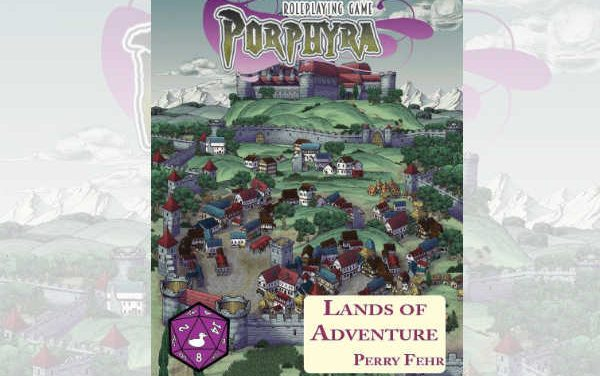 Lands of Adventure – RPG Review