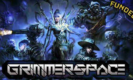 The RPG Interview room: Lou Agresta and Rone Barton do Grimmerspace