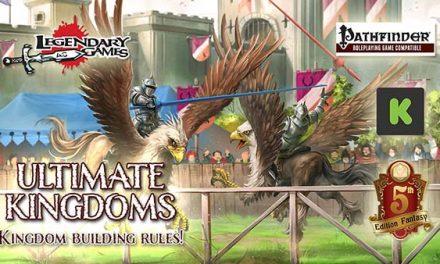 The RPG interview room: Rachel Ventura and Ultimate Kingdoms