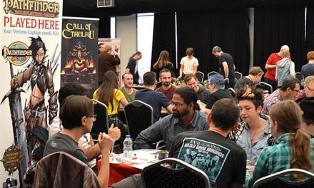 Should you bring adult-themed adventures at conventions?