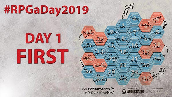 rpgaday2019 first