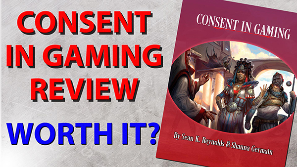 CONSENT IN Gaming