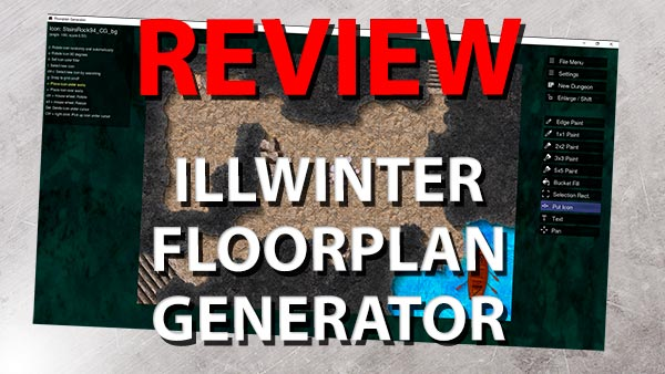 Illwinter Floorplan Generator Review