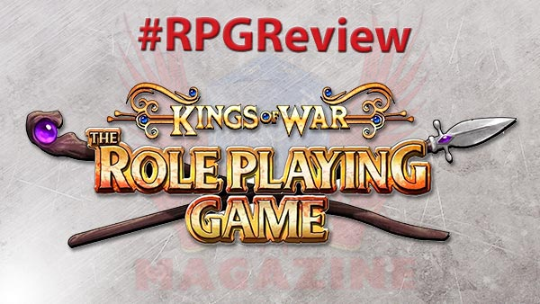 Kings of War: RPG Review
