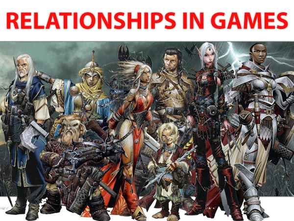 Relationships in RPGs – The RPG Interview Room podcast