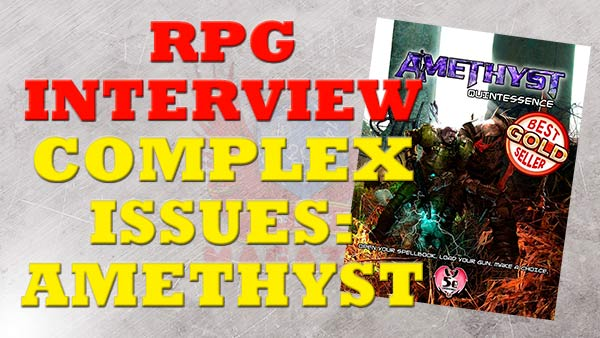 Hard topics in RPG - A podcast interview with Chris Dias