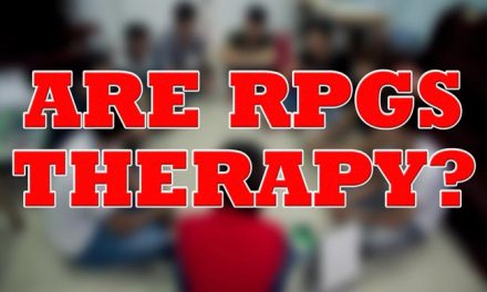 Are RPGs therapy?