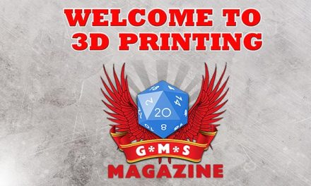 3D Printing and gaming: Let's start!