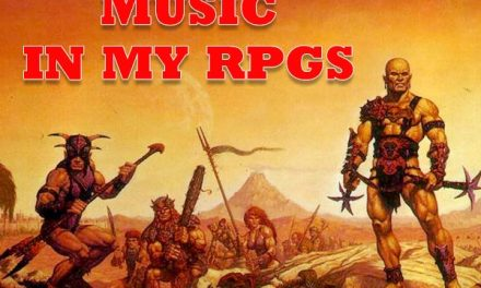 Music in my early RPGs
