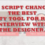The Script change. An interview with Brie Beau Sheldon