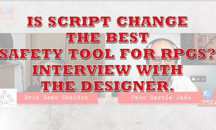 The Script Change: interview with Brie Beau Sheldon