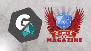 New partnership between Game on Tabletop and GMS Magazine