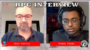 OSR with Humza Kazmi - The RPG Interview room