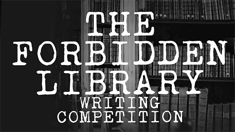 The Forbidden Library – a 1000 words cosmic horror adventure writing competition.