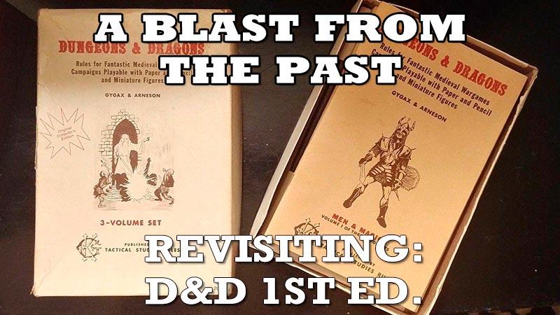 Revisiting D&D and the TSR debacle screenshots