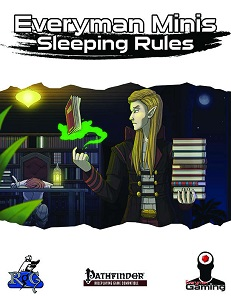 RPG Review – Everyman Minis: Sleeping Rules