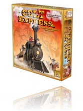 Video Unboxing - Colt Express from Ludonaute