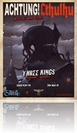 Achtung! Cthulhu - Three Kings - Cover_coc