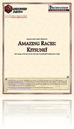 RPG Review - Amazing Races: Kitsune! (Revised)