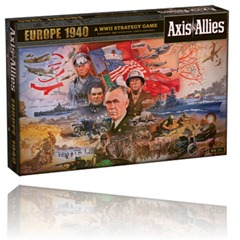 Europe 2010 Anniversary Edition : Axis & Allies