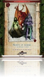 RPG review - Beasts of Legend: Coldwood Codex