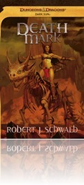 Book review: Death Mark, a Dark Sun D&D novel by Robert J. Schwalb