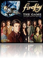 Boardgame Review - Firefly